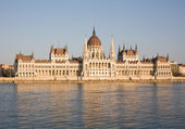 ハンガリーの議会. — ストック写真