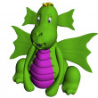 Dragon 01 - Stock Photo