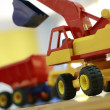 Toy Truck — Stock Photo #8185714