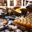 Market Vendor — Stock Photo #8593752
