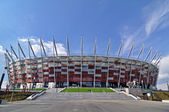 National Stadium Warsaw — Zdjęcie stockowe