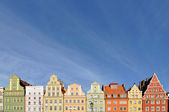 Solny square, Wroclaw, Poland — Stock Photo