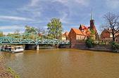 Wroclaw, Poland — Stock Photo