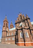 Church Square, Lodz — Stock Photo