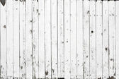 White fence background — Stock Photo