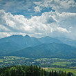 Stock Photo: Sunny Tatra Mountains