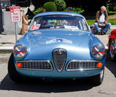 1958 Alfa Romeo Giulietta Sprint Veloce — Stock Photo