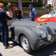 1949 Jaguar XK120 ots — Stock Photo