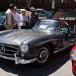 1955 Mercedes Benz 300SL Gullwing — Stock Photo
