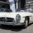 Stock Photo: 1955 Mercedes Benz 300SL