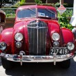 Stock Photo: 1936 Chrysler Imperial Airflow