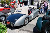 Jaguar xk 120 — Photo