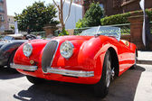 1951 Jaguar XK120 ots — Stock Photo