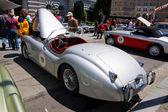 1953 jaguar xk120 ots — Stock fotografie