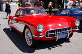 1957 Chevrolet Corvette Coupe — Stock Photo