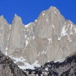 Mount Whitney - Stock Photo
