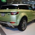 ������, ������: Range Rover Evoque