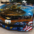 Постер, плакат: Custom painted Chevrolet Camaro