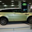 Range Rover Evoque — Stock Photo