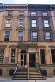 Edifício de apartamento antigo — Foto Stock