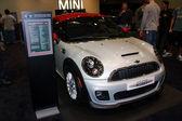 Mini Coupe — Stock Photo
