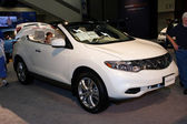 Nissan Murano Cabriolet — Stock Photo