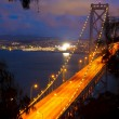 Stock Photo: Bay Bridge