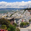 Stock Photo: SFrancisco streets