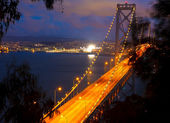 Bay Bridge — Stock Photo