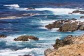 Costa do pacífico — Foto Stock