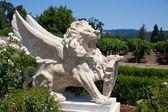 Statue of leo — Stock Photo