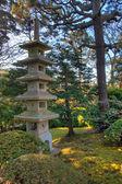 Japanese Tea Garden — Stock Photo
