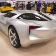 Stock Photo: Prototype of Chevrolet Corvette