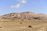 Mount Ardon in Negev desert. — Stockfoto