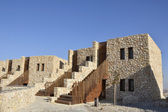 Hotel in Negev desert, Israel. — Stock Photo