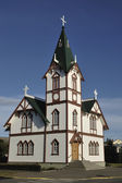 Church in Iceland. — Stock Photo