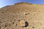 Judea desert, Israel. — Stock Photo