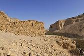 Zohar fortress in Judea desert. — Stock Photo