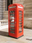 England call box — Stock Photo