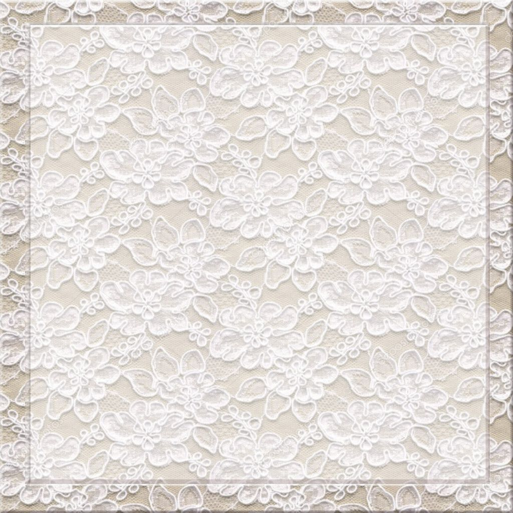 Off white lace background