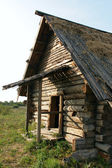 Ancient house in country side — Stock Photo