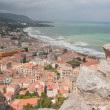 Seaside in Cefalu, Sicily, Italy — Stock Photo