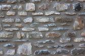 Kamień na ścianie blisko — Zdjęcie stockowe