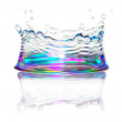 Splash of Water — Stock Photo