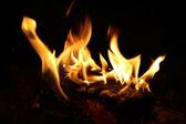 Fireplase — Stock Photo