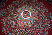 Oriental rug — Stock Photo