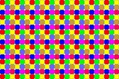 Colored squares — Stock Vector