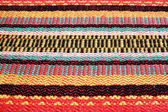 Colored rug — Stock Photo