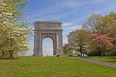 National Memorial Arch — Stock Photo