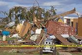 Tornado Damage — Stock Photo